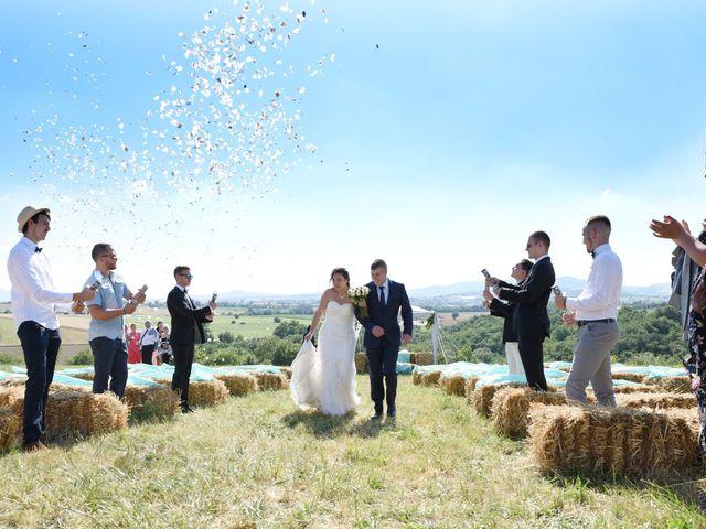 Le mariage de Florian et Laurie à Saint-Laurent-d'Agny, Rhône 55