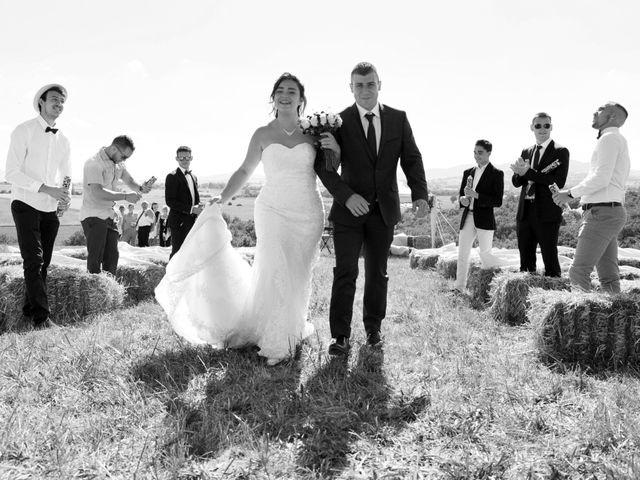 Le mariage de Florian et Laurie à Saint-Laurent-d'Agny, Rhône 56