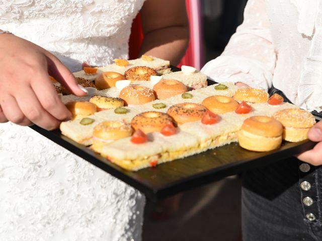 Le mariage de Florian et Laurie à Saint-Laurent-d'Agny, Rhône 59