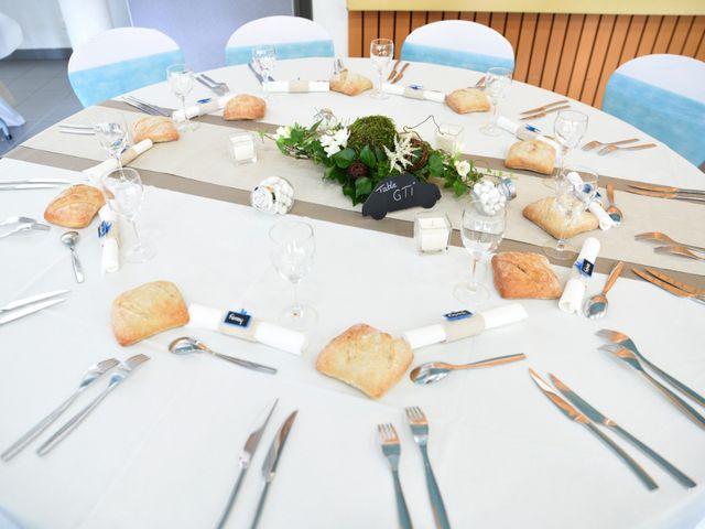 Le mariage de Florian et Laurie à Saint-Laurent-d'Agny, Rhône 64