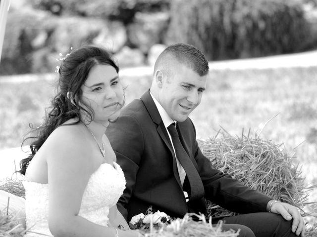 Le mariage de Florian et Laurie à Saint-Laurent-d'Agny, Rhône 48