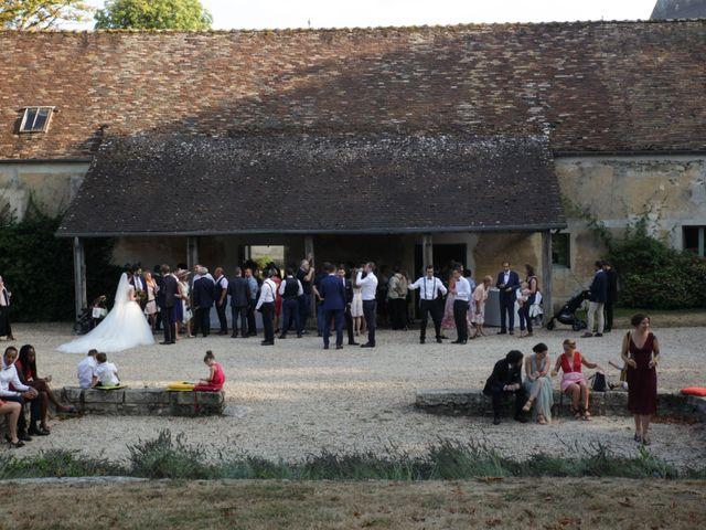 Le mariage de Elliot et Elise à Courson, Calvados 42