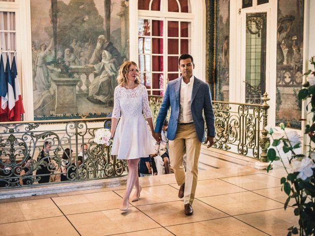 Le mariage de Yannick et Julie à Saint-Mandé, Val-de-Marne 6