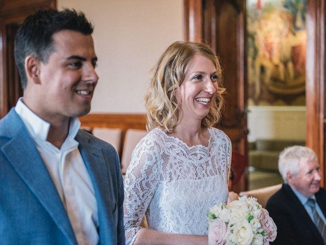 Le mariage de Yannick et Julie à Saint-Mandé, Val-de-Marne 10