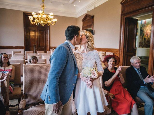 Le mariage de Yannick et Julie à Saint-Mandé, Val-de-Marne 11