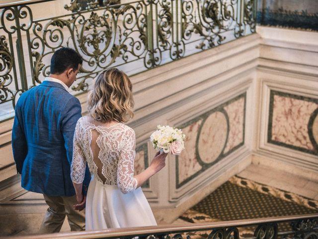 Le mariage de Yannick et Julie à Saint-Mandé, Val-de-Marne 16