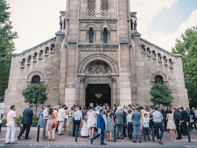 Le mariage de Yannick et Julie à Saint-Mandé, Val-de-Marne 46
