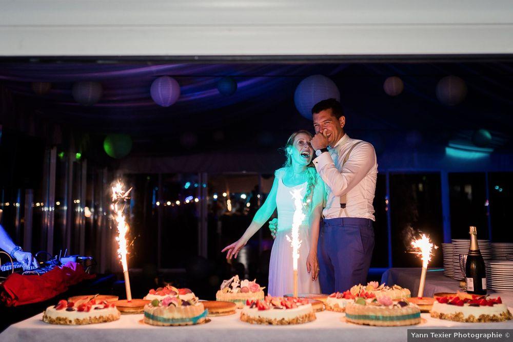 4 mariages pour 1 lune de miel : le buffet 2