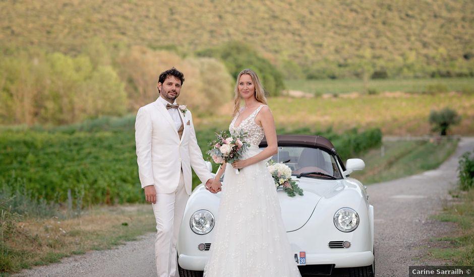 Le mariage de Mathieu et Laura à Saint-Gély-du-Fesc, Hérault