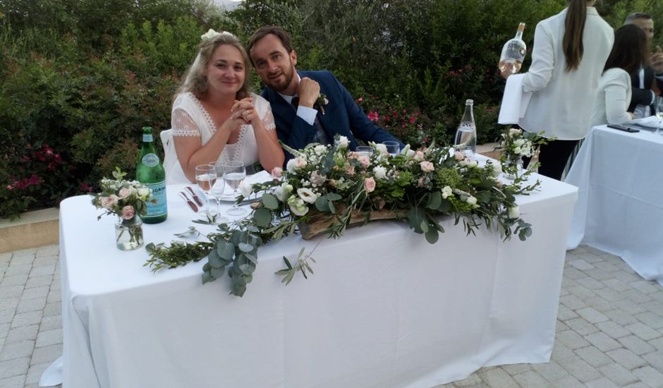 Le mariage de Armelle et Francois Xavier à Le Tignet, Alpes-Maritimes