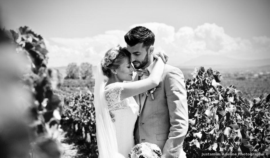 Le mariage de Pierre et Marine à Saint-Marcel-d'Ardèche, Ardèche