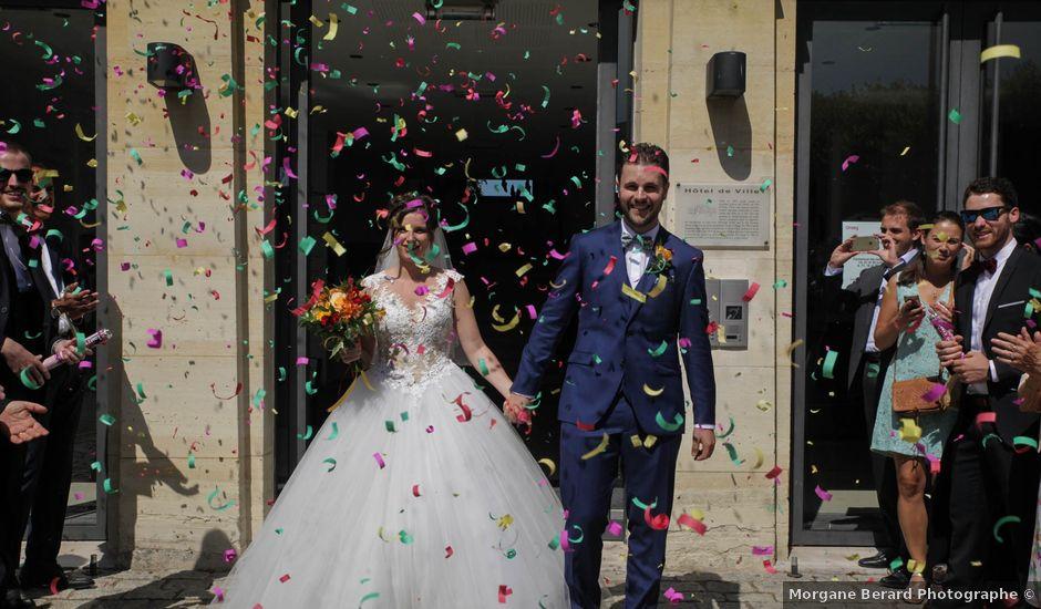Le mariage de Elliot et Elise à Courson, Calvados