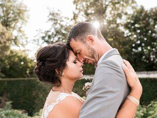 Le mariage de Luçie et Jeff