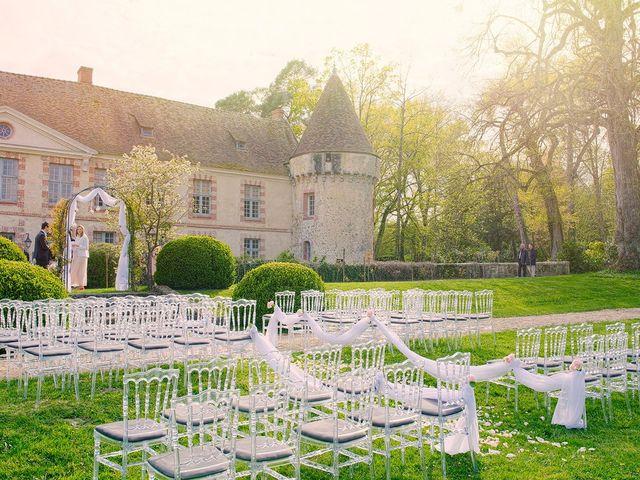 Le mariage de Juan et Irina à Paris, Paris 1