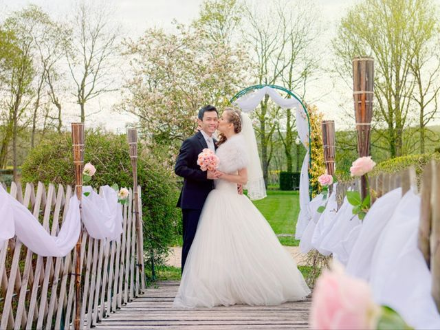 Le mariage de Irina et Juan