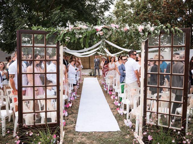 Le mariage de Jeff et Luçie à Landrais, Charente Maritime 3