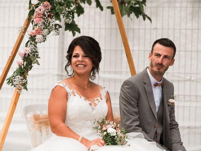 Le mariage de Jeff et Luçie à Landrais, Charente Maritime 4