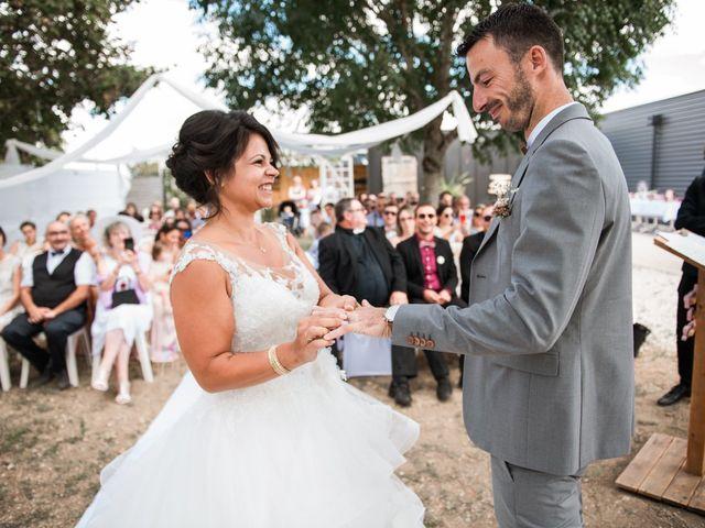 Le mariage de Jeff et Luçie à Landrais, Charente Maritime 7
