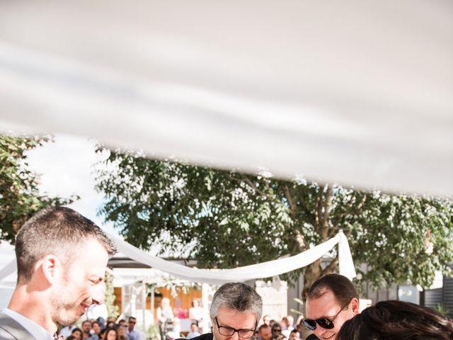 Le mariage de Jeff et Luçie à Landrais, Charente Maritime 10