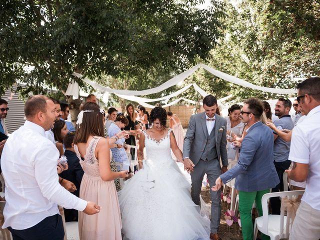 Le mariage de Jeff et Luçie à Landrais, Charente Maritime 12
