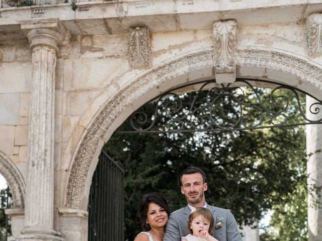 Le mariage de Jeff et Luçie à Landrais, Charente Maritime 20