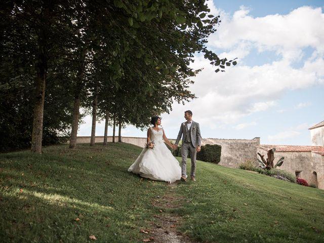 Le mariage de Jeff et Luçie à Landrais, Charente Maritime 21