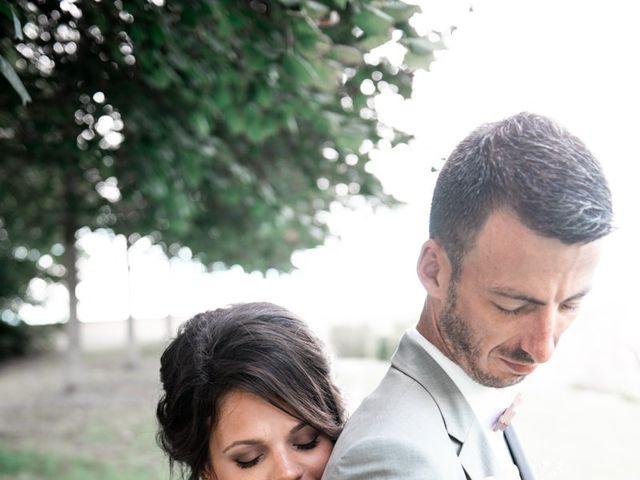 Le mariage de Jeff et Luçie à Landrais, Charente Maritime 22
