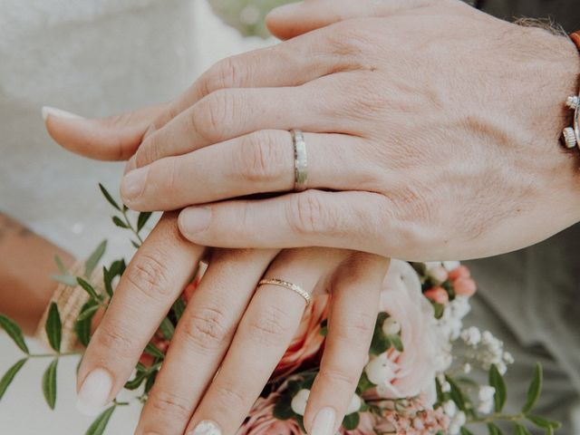 Le mariage de Jeff et Luçie à Landrais, Charente Maritime 23