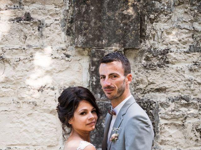 Le mariage de Jeff et Luçie à Landrais, Charente Maritime 27