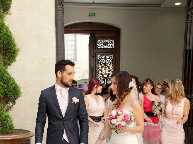 Le mariage de Sébastien et Elodie à Nîmes, Gard 6