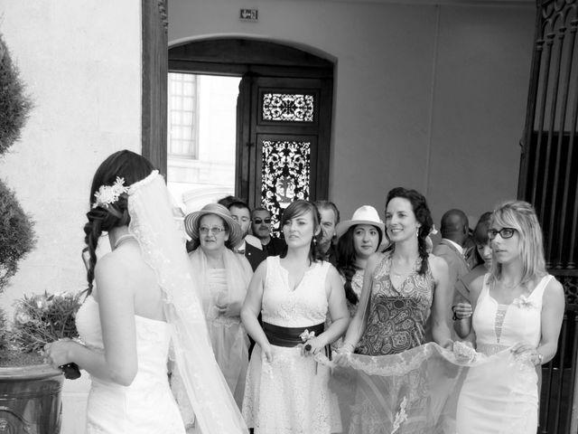 Le mariage de Sébastien et Elodie à Nîmes, Gard 7