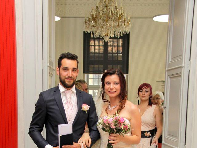 Le mariage de Sébastien et Elodie à Nîmes, Gard 15