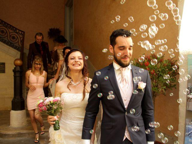 Le mariage de Sébastien et Elodie à Nîmes, Gard 17