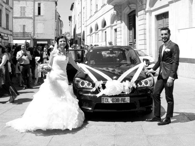 Le mariage de Sébastien et Elodie à Nîmes, Gard 18