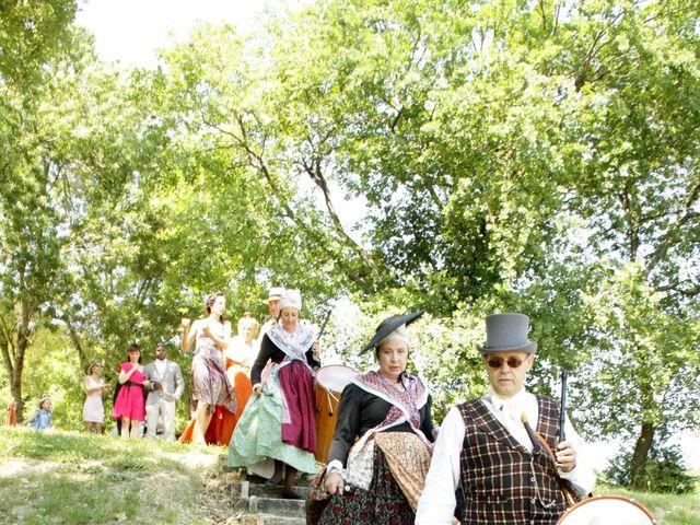 Le mariage de Sébastien et Elodie à Nîmes, Gard 22