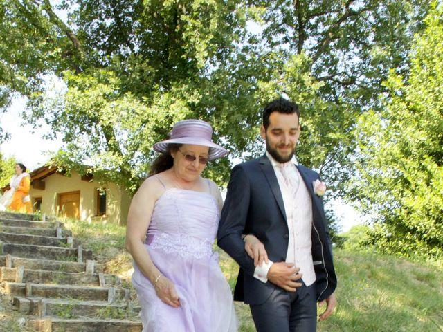 Le mariage de Sébastien et Elodie à Nîmes, Gard 23