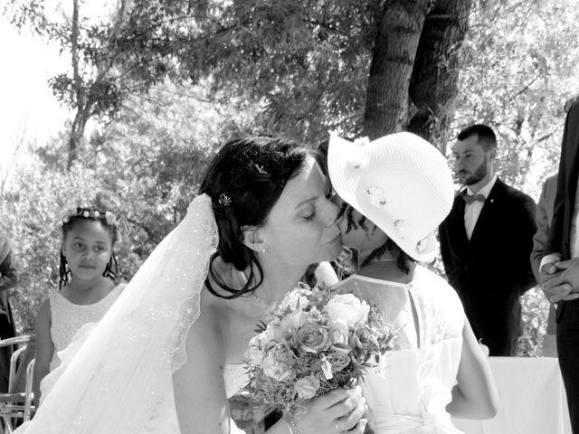 Le mariage de Sébastien et Elodie à Nîmes, Gard 25