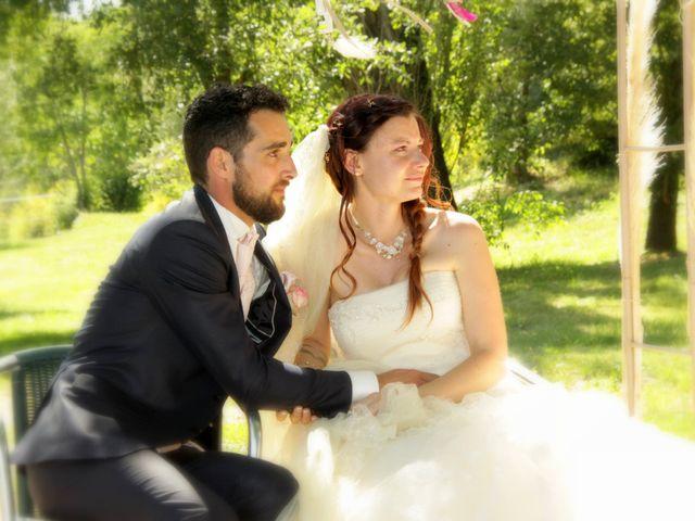 Le mariage de Sébastien et Elodie à Nîmes, Gard 29