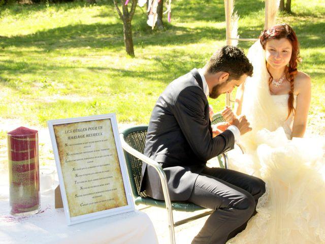 Le mariage de Sébastien et Elodie à Nîmes, Gard 30