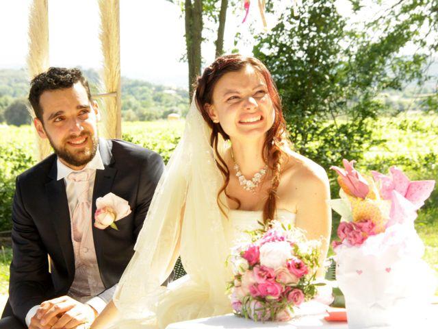 Le mariage de Sébastien et Elodie à Nîmes, Gard 33