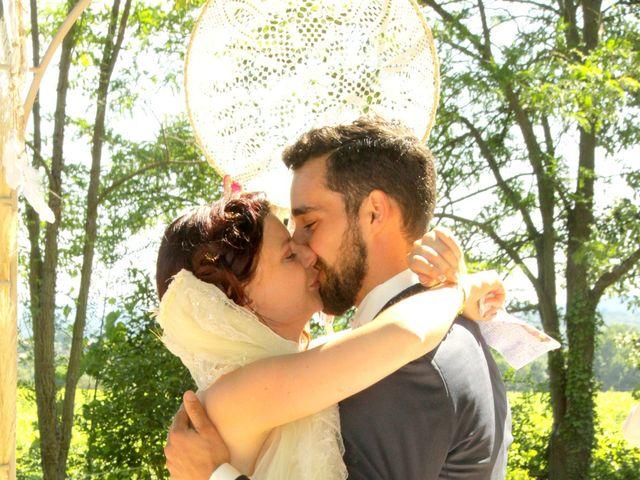 Le mariage de Sébastien et Elodie à Nîmes, Gard 35