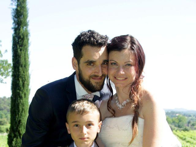 Le mariage de Sébastien et Elodie à Nîmes, Gard 41