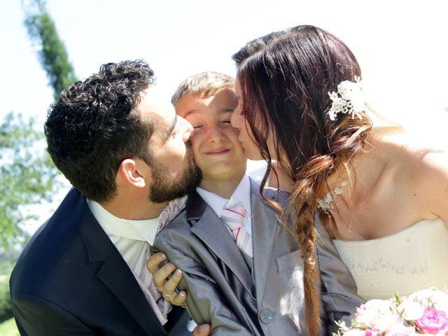 Le mariage de Sébastien et Elodie à Nîmes, Gard 42