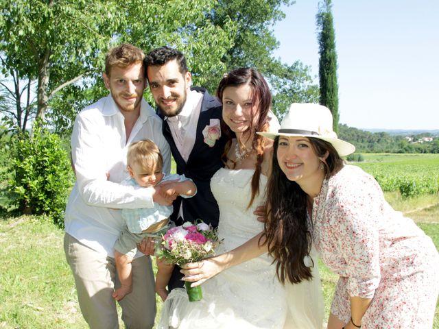 Le mariage de Sébastien et Elodie à Nîmes, Gard 44