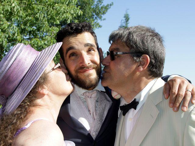 Le mariage de Sébastien et Elodie à Nîmes, Gard 49