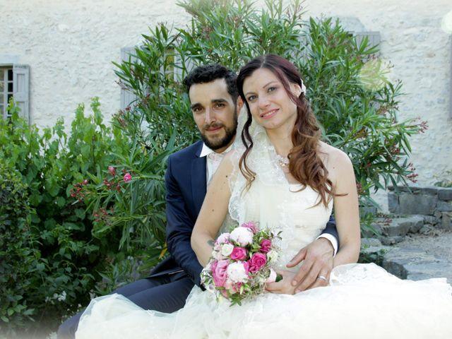 Le mariage de Sébastien et Elodie à Nîmes, Gard 53