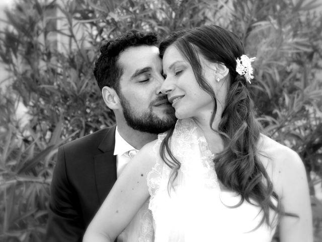 Le mariage de Sébastien et Elodie à Nîmes, Gard 54