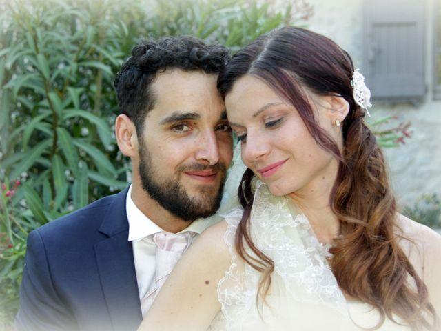 Le mariage de Sébastien et Elodie à Nîmes, Gard 55