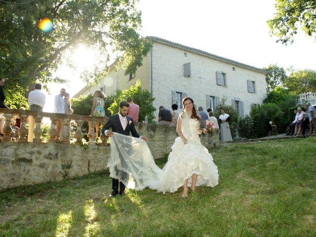 Le mariage de Sébastien et Elodie à Nîmes, Gard 56