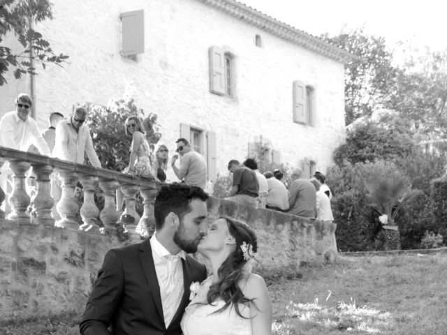 Le mariage de Sébastien et Elodie à Nîmes, Gard 57